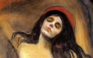 Edvard Munch portada Imágenes y Arte