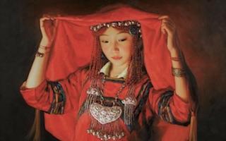 Xue Mo portada Bellezas mongolas Imágenes y Arte